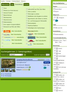 Selektion camping.info für See-Camping Weichselbrunn einziger in Bayern
