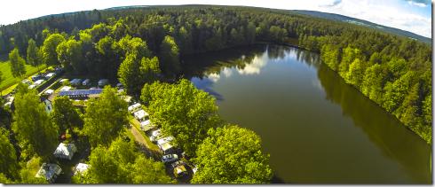 Blog Artikel von camping.info über See-Camping Weichselbrunn